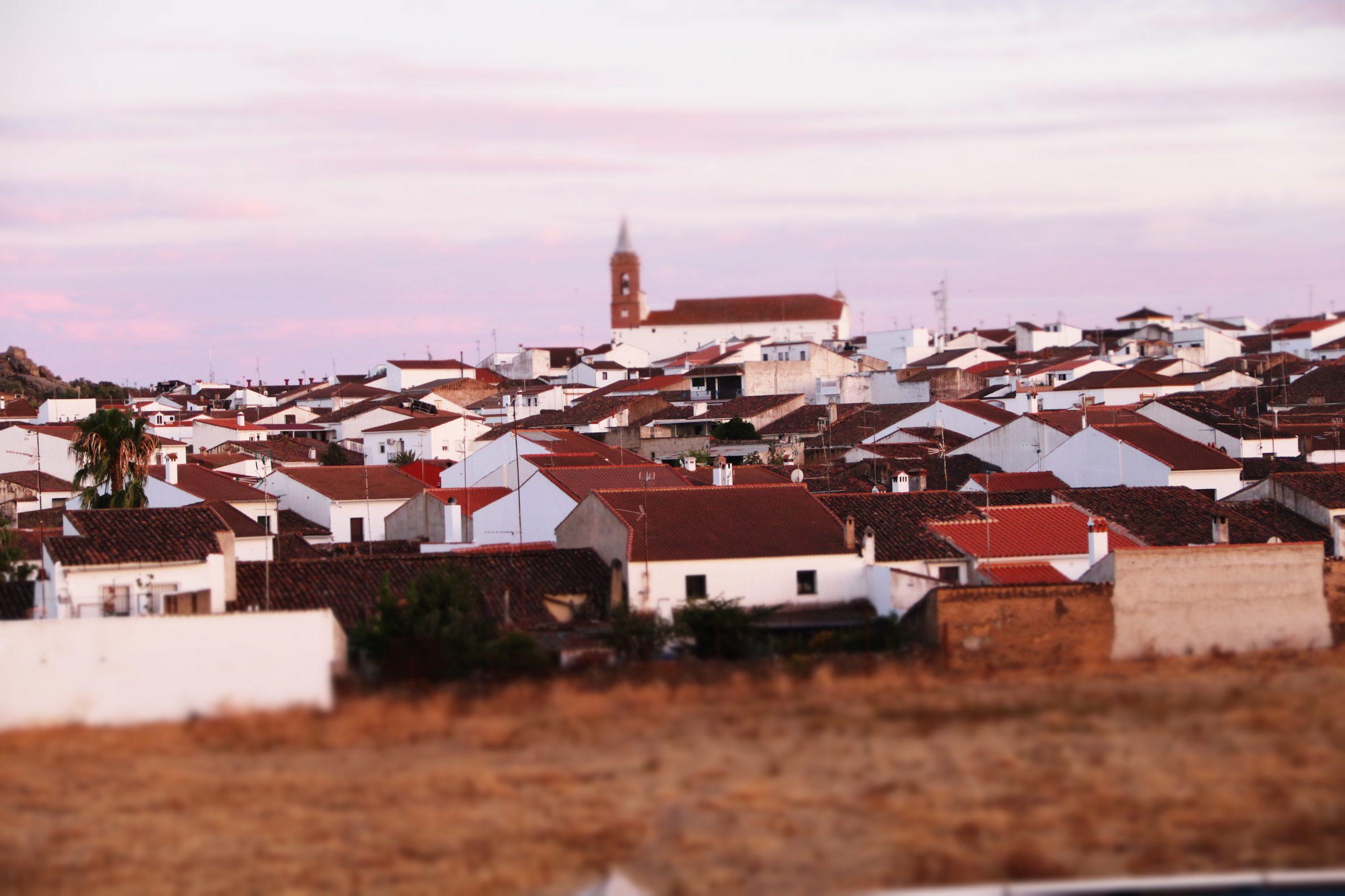 Encinasola pueblo único